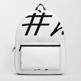 Hashtag Me Backpack
