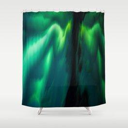 INNER HULK Shower Curtain
