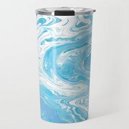Marbled Sky Travel Mug