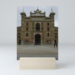 Plaza de Toros Mini Art Print