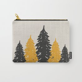 Pine Trees 3 Carry-All Pouch