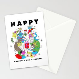Happy Whatever Stationery Cards