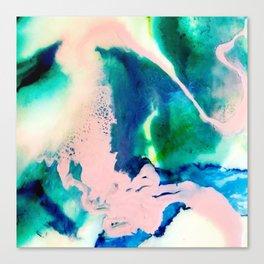 Rosea Oceanus Canvas Print