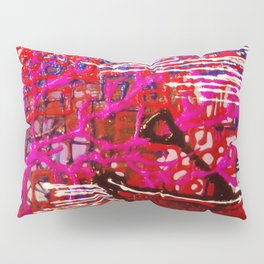 The Plum Tree Pillow Sham