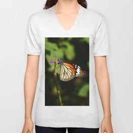 Unedited Butterfly Unisex V-Neck