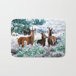 Unicorn Deer #society6 #decor #buyart Bath Mat
