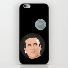 You an astronaut or something? iPhone & iPod Skin