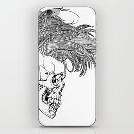 Death is New Punk iPhone Skin