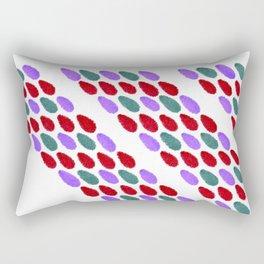 Teal's a Teal Rectangular Pillow