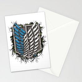 Survey corps Stationery Cards