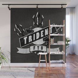 Trident Wall Mural