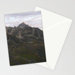 Talkeetna Range, Alaska Stationery Cards