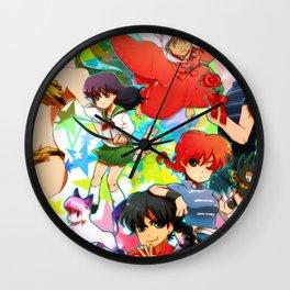 Lum Urusei Yatsura  Wall Clock