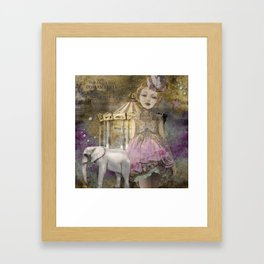 Circus Life Framed Art Print