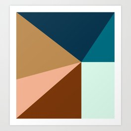 COLOR_IS_ART_01 Art Print