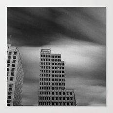 Architecture Long Exposure Canvas Print