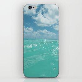 Hawaii Water iPhone Skin