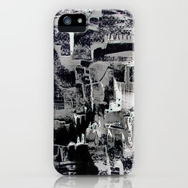 Improbable town iPhone Case