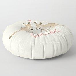 Wallabae Floor Pillow