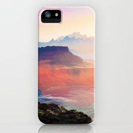 Sunrise Grandeur #society6 #decor #buyart iPhone Case