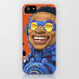 Westbrook Scifi Art iPhone Case