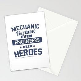 MECHANIC Stationery Cards
