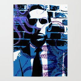 H. P. Lovecraft Poster Poster