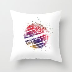 Star . Wars Death Star Throw Pillow