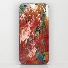 Desert Rust iPhone Skin