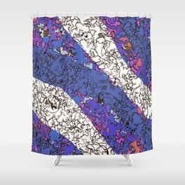 Abandoned Rivers Shower Curtain