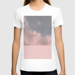 PINK IN THE CLOUDS T-shirt