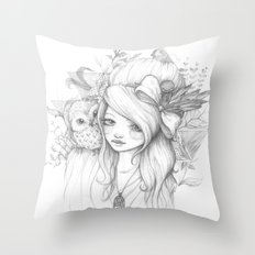 These Seasons Will Change Throw Pillow
