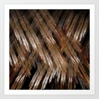 angel wings Art Prints featuring Angel Wings by GothicToggs
