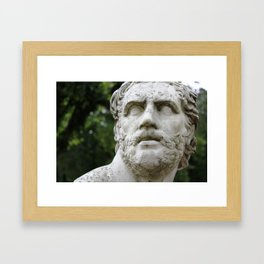 Petrified Framed Art Print