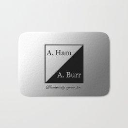 A. Ham / A. Burr Bath Mat