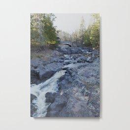 Amity Creek Metal Print