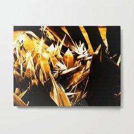 Bird of Paradise Metal Print