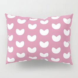Happy Hearts (PINK) Pillow Sham