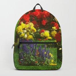 Garden of beauty Backpack