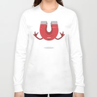 metal Long Sleeve T-shirts featuring Metal! by Vectored Life