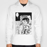 apollonia Hoodies featuring asc 333 - La rencontre rapprochée ( The close encounter) by From Apollonia with Love