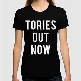 Tories Out Now Labour Party T-shirt