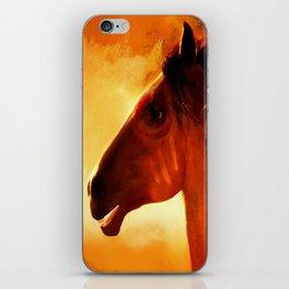 HORSE - Apache iPhone Skin