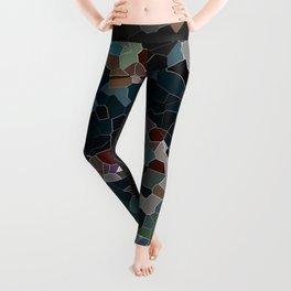 Mermaid Moon Love Leggings