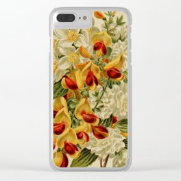 Beautiful flowering trees and shrubs for British and Irish gardens 1903 #24 Clear iPhone Case