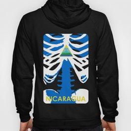 NICARAGUA X-RAYS BLK Hoody