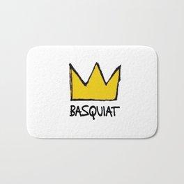 Basquiat Crown Bath Mat