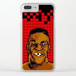 Mike Tyson - I'm On the Zoloft - To keep From Killing Yall Clear iPhone Case