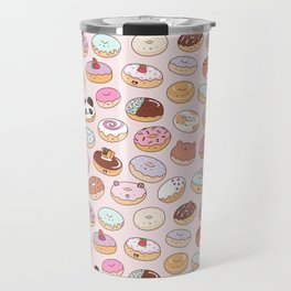 Mmm... Donuts! Travel Mug