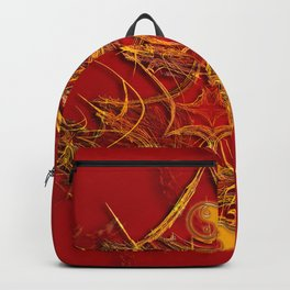 Chinese Art Backpack